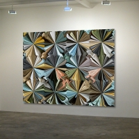Mark Engel - Starburst Field - Stones 01 (instalation shot) (2014)